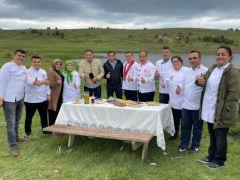 ÇANKIRI ULUSAL TV KANALLARINA EV SAHİPLİĞİ YAPTI