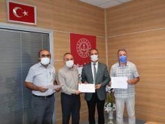 HACI MURAD-I VELİ AİHL 2 PROJEYLE TÜRKİYE DERECESİ YAPTI