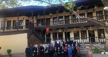 ÇANKIRI'DA KENT GEZİLERİ BAŞLADI